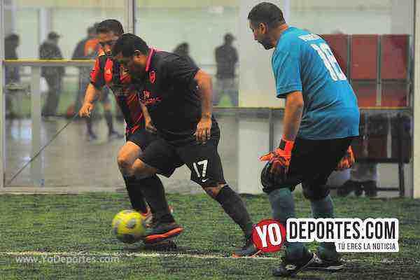 B y V- Toros Neza-Liga Douglas Futbol Indoor Chicago