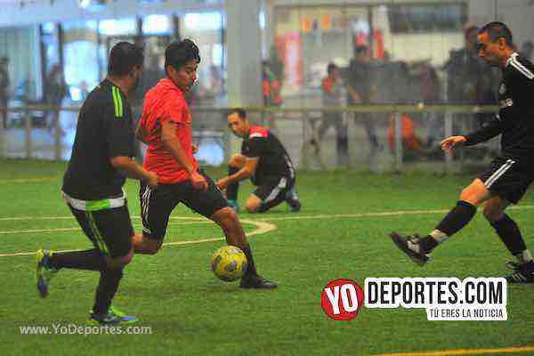 B y V- Toros Neza-Liga Douglas Indoor Soccer Futbol