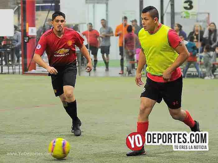 Callejoneros-Aguila Liga 5 de Mayo Soccer League- Copa Independencia