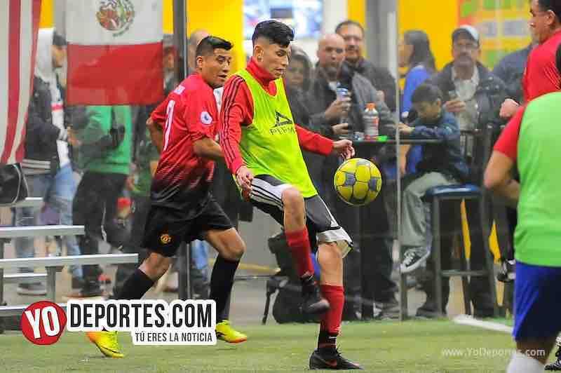 Callejoneros-Bustos FC-Copa Independencia-Liga 5 de Mayo Grupo A
