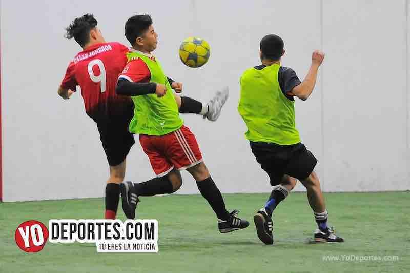 Callejoneros-Bustos FC-Copa Independencia-Liga 5 de Mayo Indoor soccer Chicago
