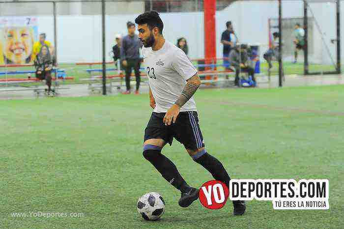 Chicago Flash-Cash in Flow-Liga Latinoamericana-miercoles Futbolistas