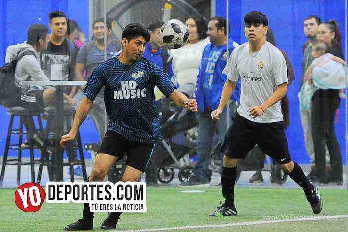 Chicago Flash-Cash in Flow-Liga Latinoamericana-miercoles Indoor Soccer Futbol