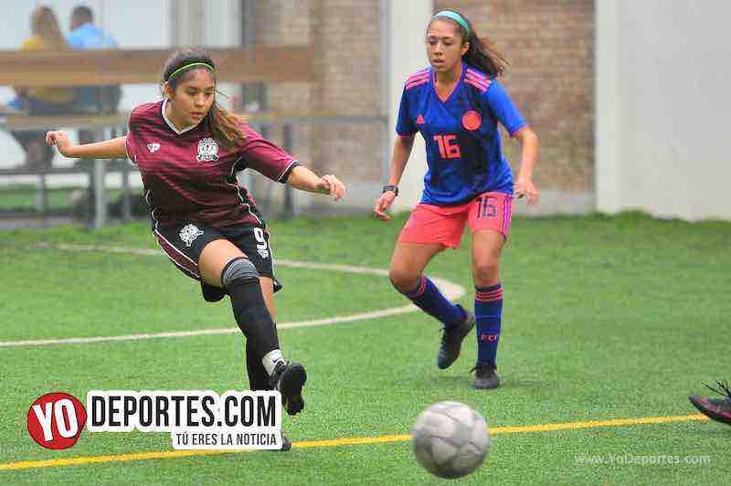 Chicago Real FC 1-0 a La Juve en la Copa Rosada de la Liga San Francisco