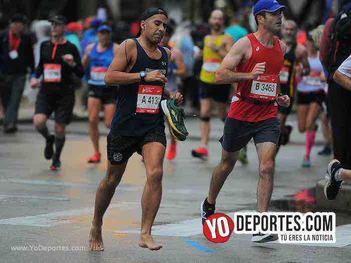 David Alvarez-Chicago Maraton 2018