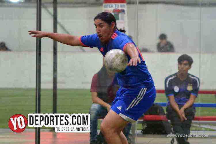 Deportivo Aztecas-Tarantulas-Liga Latinoamericana-Final Indoor soccer