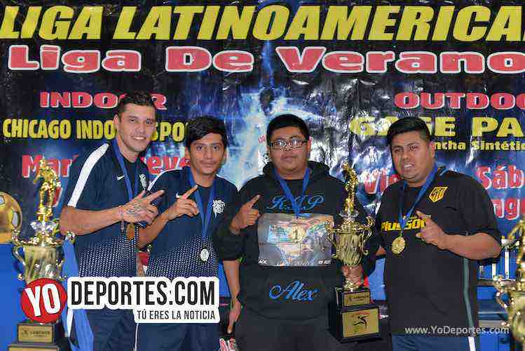 Deportivo Aztecas-Tarantulas-Liga Latinoamericana-Final Martes