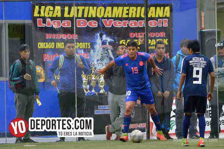 Deportivo Aztecas-Tarantulas-Liga Latinoamericana-Final