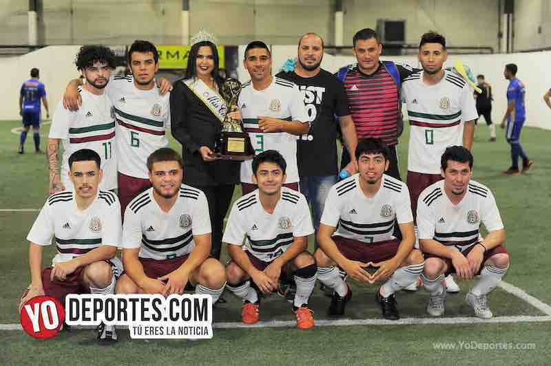 Deportivo Garcia-Campeones-Copa Independencia-Liga 5 de Mayo