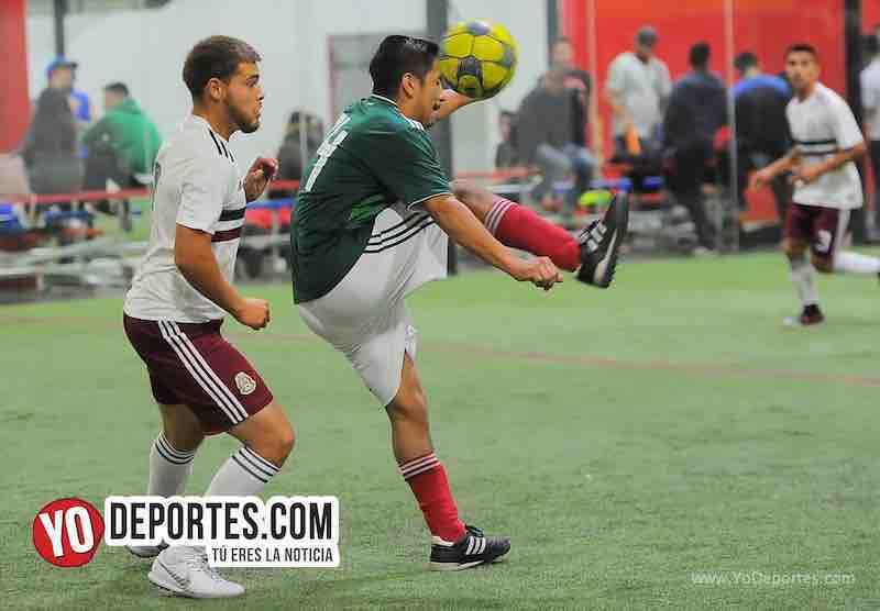 Deportivo Garcia-Deportivo Michoacan-Copa Independencia-Liga 5 de Mayo Chicago soccer league