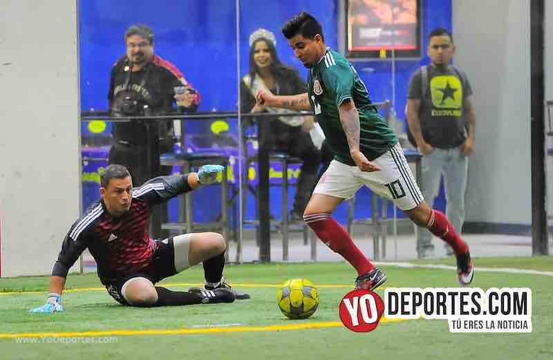 Deportivo Garcia-Deportivo Michoacan-Copa Independencia-Liga 5 de Mayo