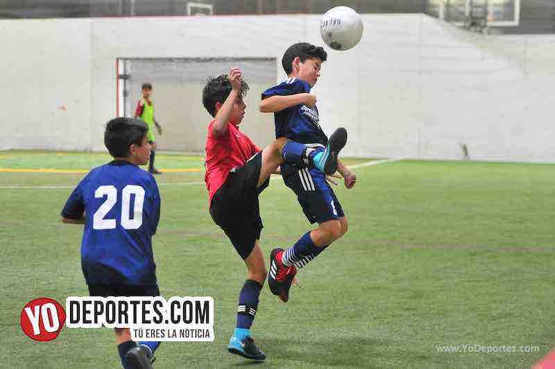 Deportivo Juniors vuelve a ganar en la Champions Kids de la Liga Latinoamericana