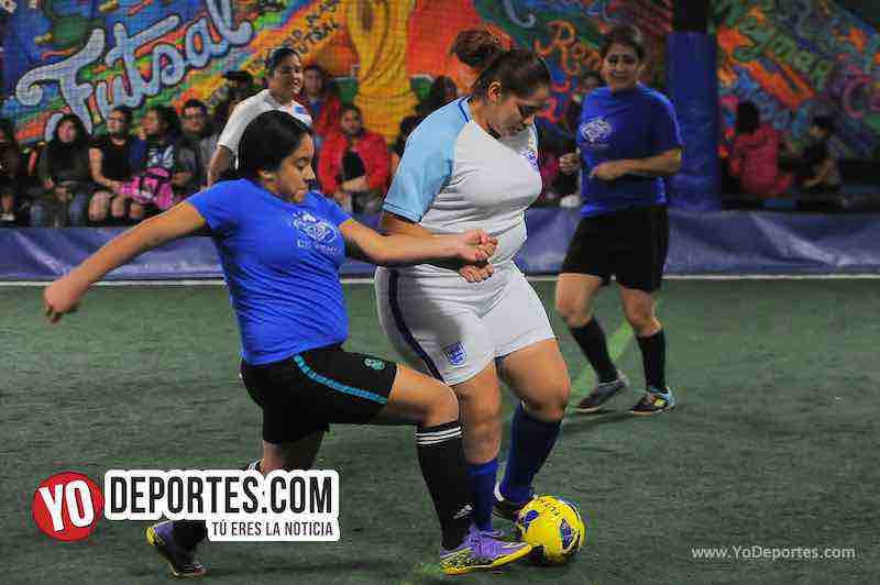 FC Luna-CD Fenix-Liga Interamericana-Chicago Futsal Academy Soccer Indoor