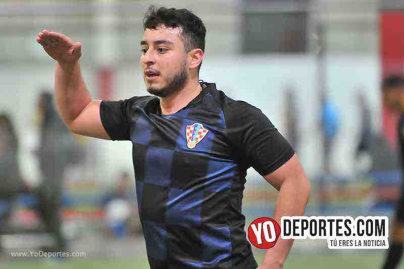 FC Storm-Deportivo Cuamio-Liga 5 de Mayo Futbol Rapido en Chicago