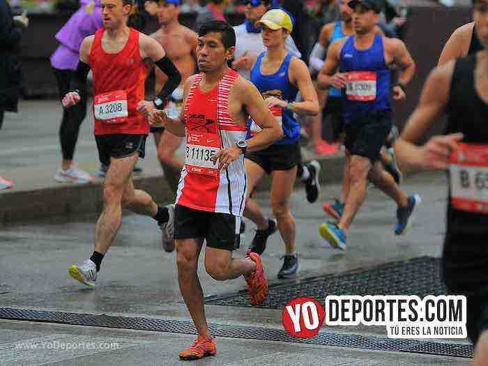 Gerardo Casales-Chicago Maraton