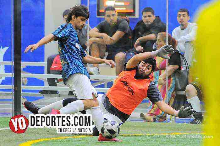 Hayden Diaz-Chicago Flash-Cash in Flow-Liga Latinoamericana