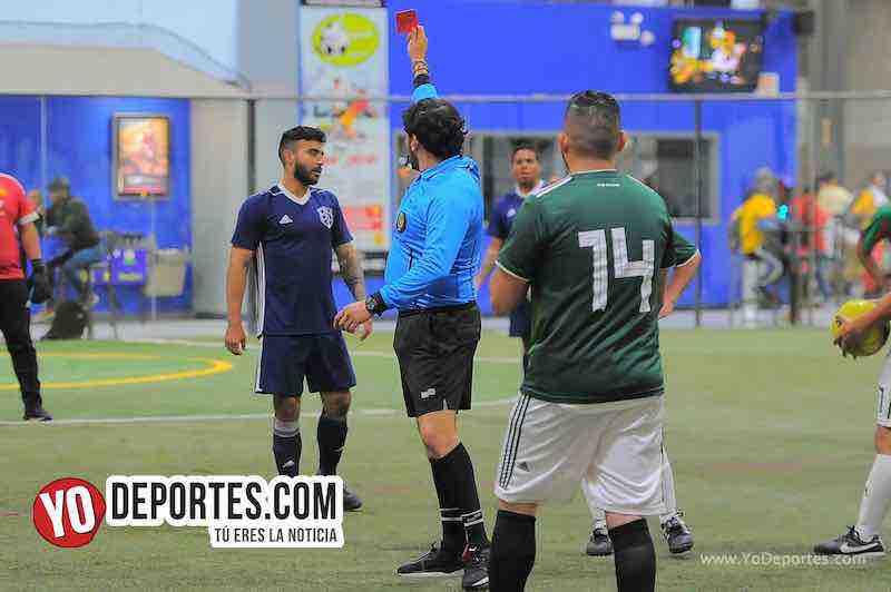 La Bamba se enfrenta al Hidalgo Veracruz y sale ganador