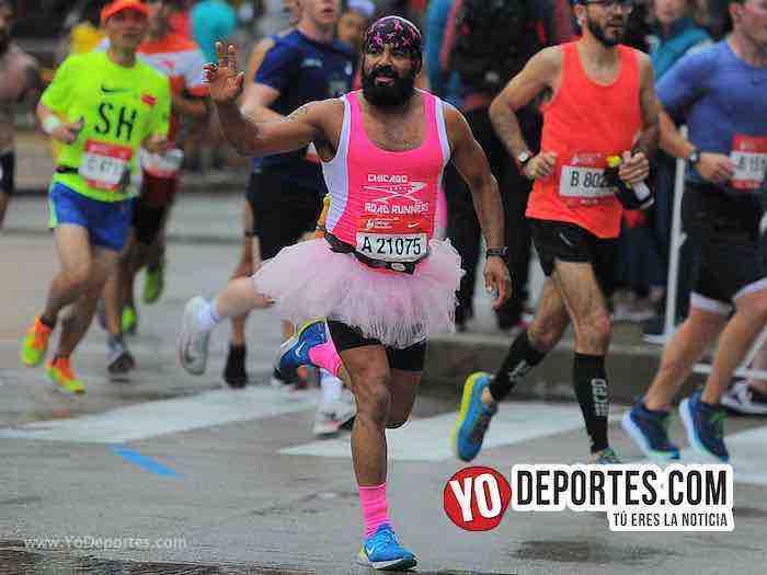 Ignacio Aguirre-Chicago Maraton