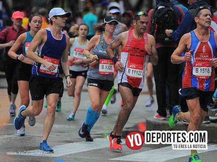 Jose Estrada-Chicago Maraton-Marathon