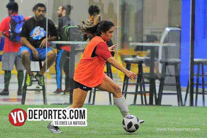 Juventus-Pollo Loco-Liga Latinoamericana-miercoles COED soccer