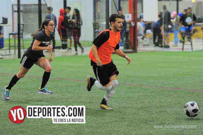 Juventus-Pollo Loco-Liga Latinoamericana-miercoles