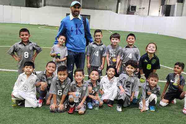 Conviértete en un Champions Kids de la Liga Latinoamericana