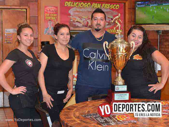 La Copa Douglas ya vive en Doña Torta Chilanga la casa del campeón Estrella Blanca
