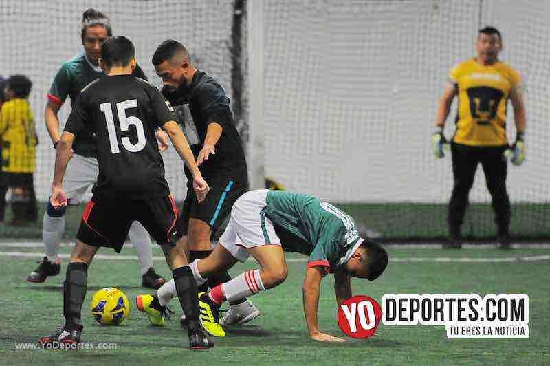 Niupi FC-CD Vagos-Liga Interamericana-Chicago Futsal Academy Futbol Rapido