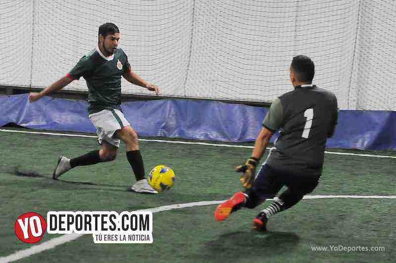 Niupi FC-CD Vagos-Liga Interamericana-Chicago Futsal Academy Futbol