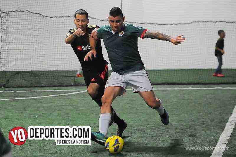 Niupi FC-CD Vagos-Liga Interamericana-Chicago Futsal Academy Indoor soccer