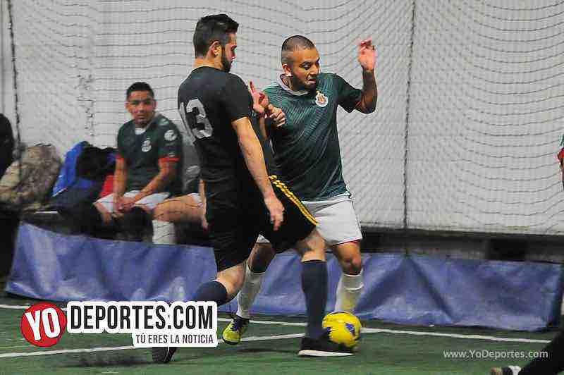 Niupi FC-CD Vagos-Liga Interamericana-Chicago Futsal Academy Lunes