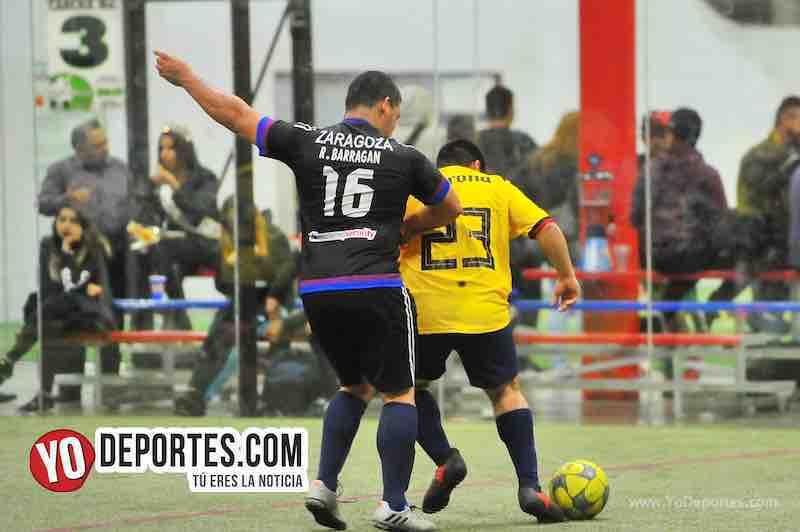 San Luis-Leones Negros-Copa Independencia-Liga 5 de Mayo Soccer League
