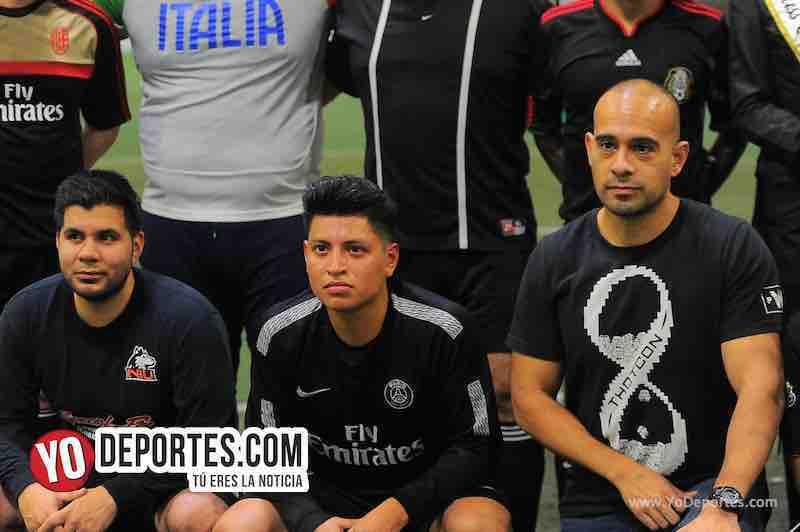 San Luis-Leones Negros-Copa Independencia-Liga 5 de Mayo-Tercer lugar Futbol Indoor