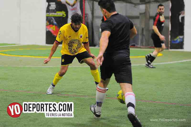 San Luis-Leones Negros-Copa Independencia-Liga 5 de Mayo-Tercer lugar soccer indoor