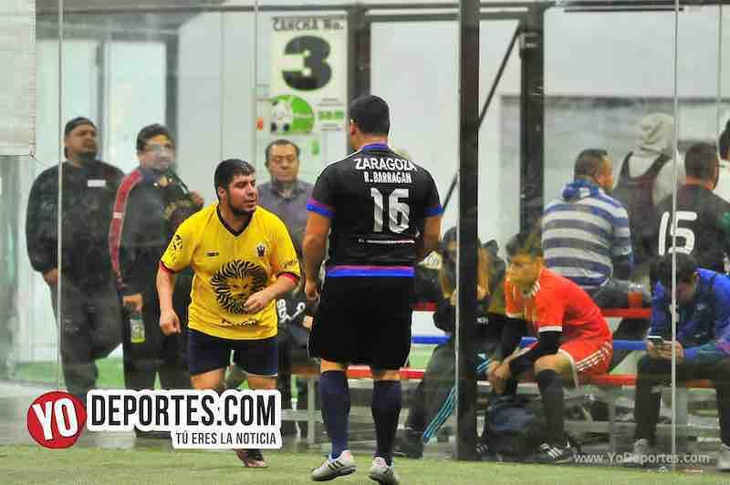 San Luis-Leones Negros-Copa Independencia-Liga 5 de Mayo