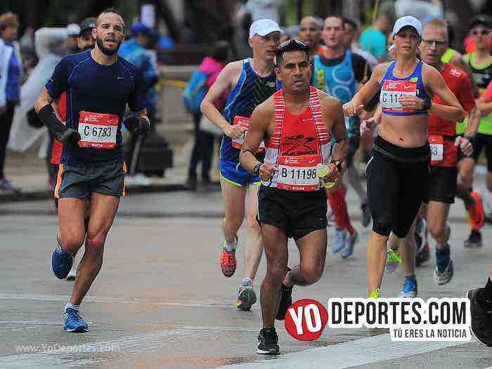 Silvestre Montes-Chicago Maraton