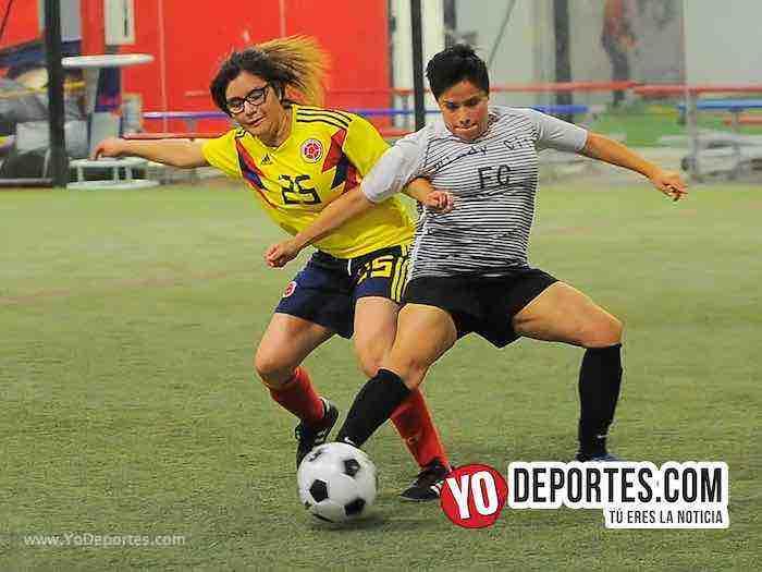 Windy City avanza a la semifinal de futbol mixto