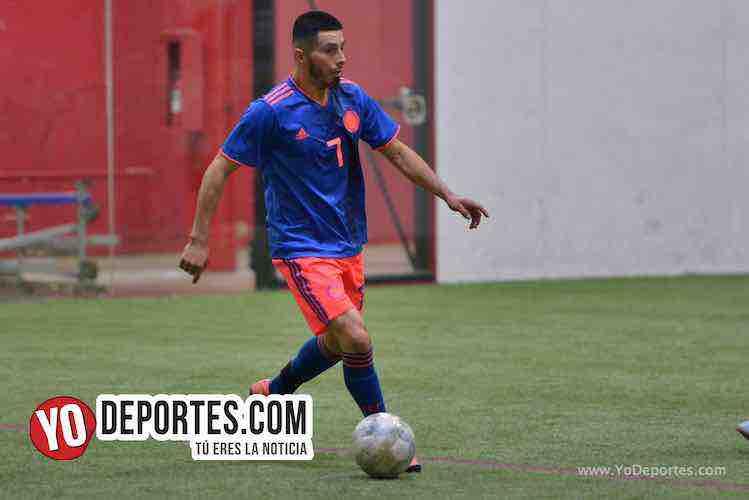 Yassir Moctezuma-Deportivo Aztecas-Tarantulas-Liga Latinoamericana-Final