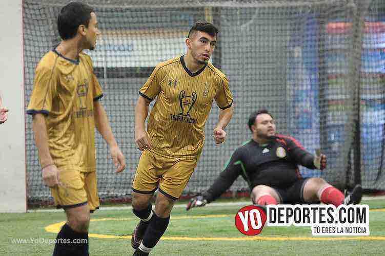 DJ Güero no pudo con el Deportivo 55