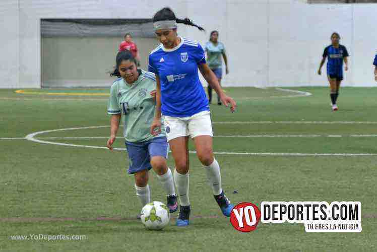 Inalcanzables los Ángeles para el Deportivo Amistad en AKD Soccer League