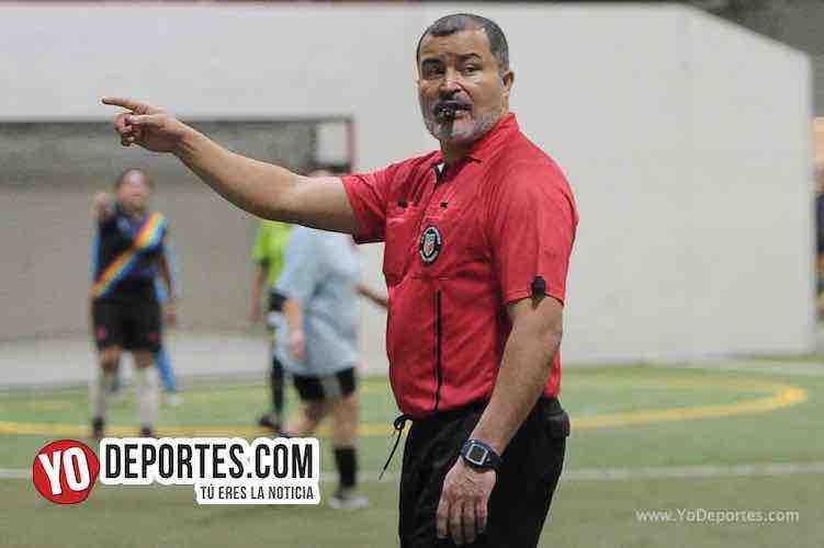 Arbitro-JC 7-Las Mismas-AKD Soccer League