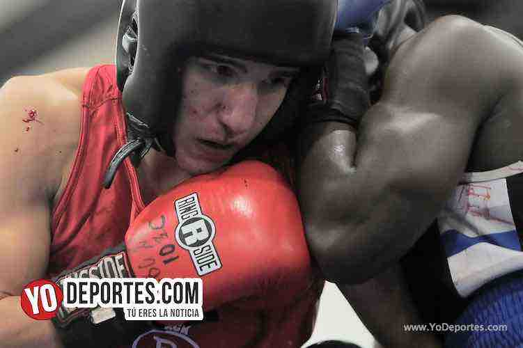Arturo de Isla-CYBC Power Gloves Chicago