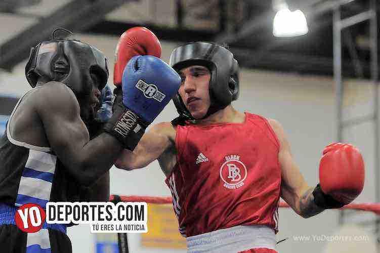 Arturo de Isla-CYBC Power Gloves Farragut Carrer Academy