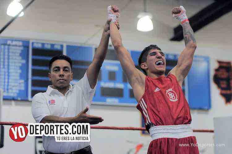 Arturo De Isla de Monterrey primer finalista de CYBC Power Gloves