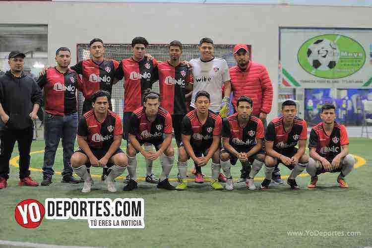 Atlas invicto en la División Mayor de la Liga 5 de Mayo