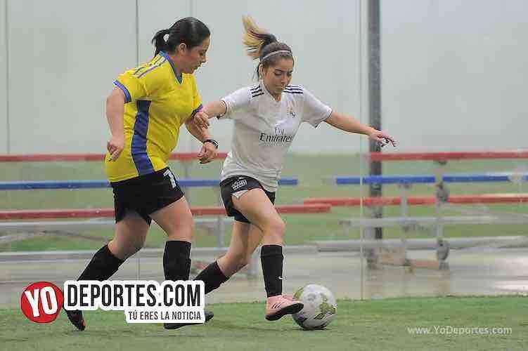 Atletico L-Deportivo Union-AKD Soccer League Chicago Indoor Futbol