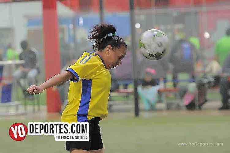 Atletico L-Deportivo Union-AKD Soccer League Futbol Femenil Chicago