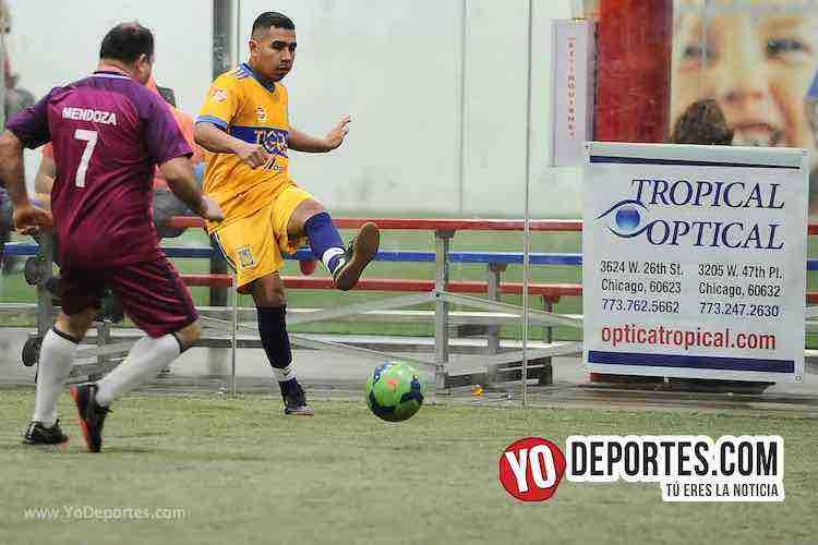 Aztecas-Botafogo-Liga 5 de Mayo Soccer League
