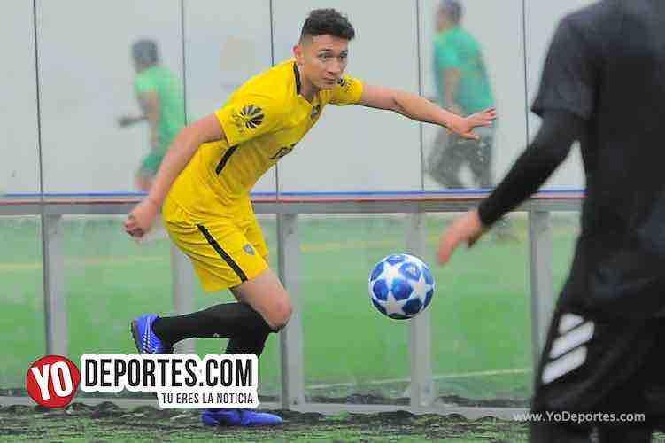 Boca Jr-Southside-Champions de los Martes-Liga San Francisco Indoor Soccer