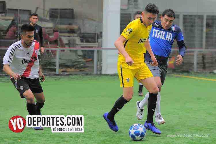 Boca Jr-Southside-Champions de los Martes-Liga San Francisco Soccer league